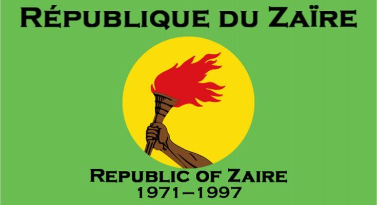 """Hymne national de la République du Zaire - """"La Zaïroise"""" / National Anthem of the Republic of Zaire - """"La Zaïroise"""""""