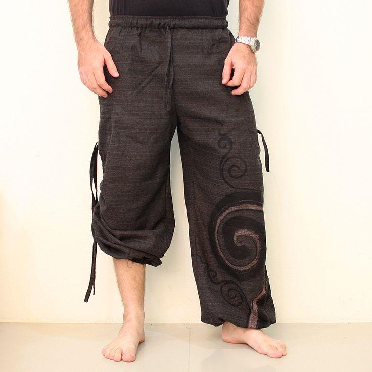Drop Crotch Harem Pants Men. Buy Cheap Yoga Pants. We ship ...