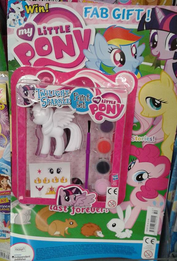 a blog about new my little pony friendship is magic merchandise