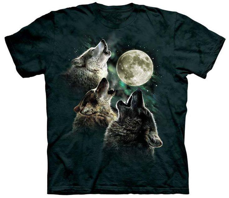 Three Wolves Moon