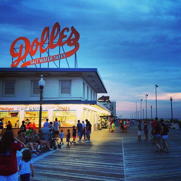 Candy Dolles Rehoboth Beach Boardwalk In De