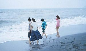 Our Little Sister review – Hirokazu Kore-eda's mature siblingmance manga | Film | The Guardian