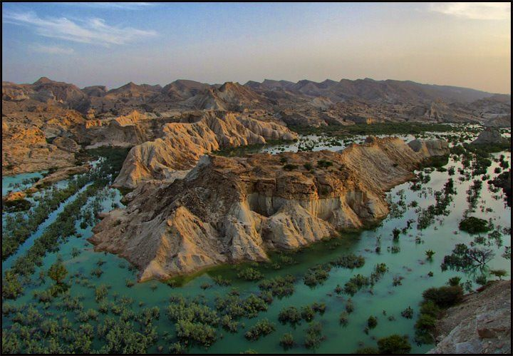 Bandare Gooran, Hormozgan, #Iran, Photo: nikkhoo doulabi (Panoramio)