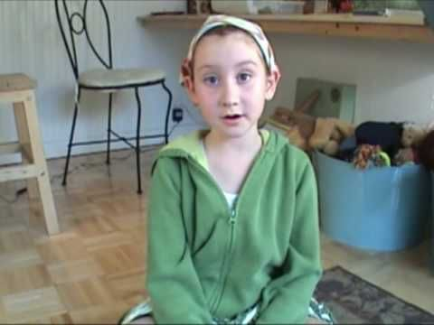 This is darling--a little girl talking about art.  My students would listen just because it's someone their age talking.  I need to check out the other videos in her series, too.
