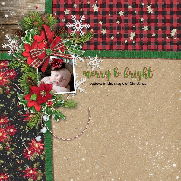 Kit Christmas Joy by Raspberry Road Designs. Template Christmas in July by Heartstrings Scrap Art Photo from Desktop Nexus.