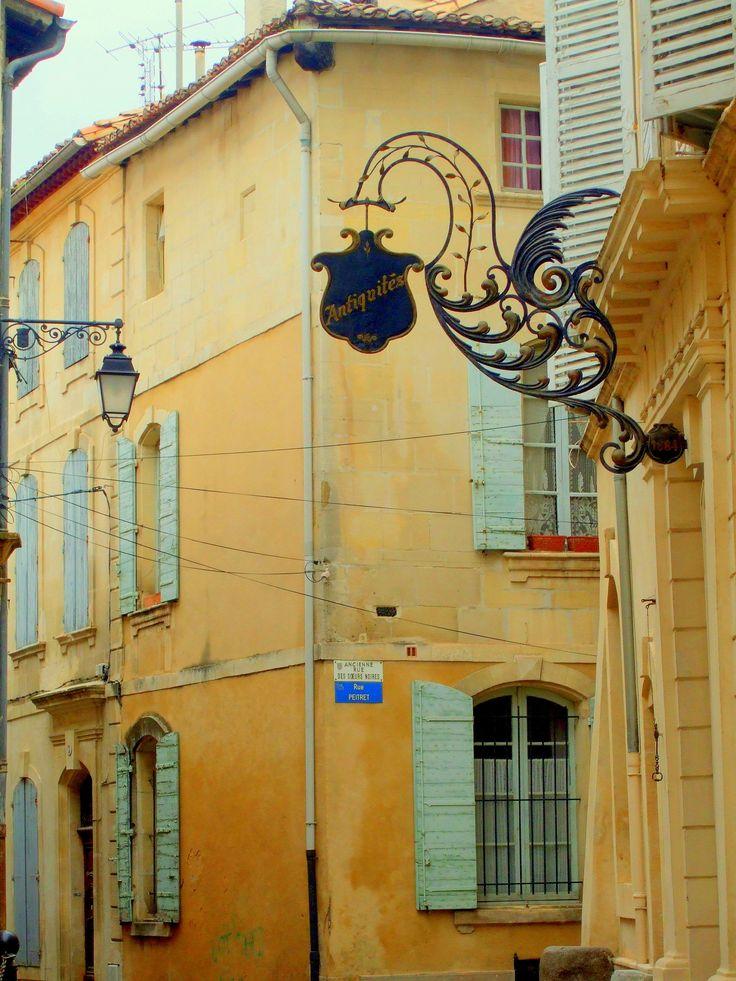 Arles ~ France, where Van Gough did most of his work