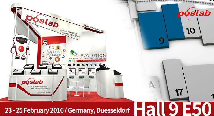 Este mes estaremos presentes en la Feria EuroCIS 2016, que se celebra en la ciudad de Düsseldorf del 23 al 25 de Febrero. Estaremos en el stand de nuestro proveedor de terminales punto de venta POSLAB (Hall 9 E50) presentando … Sigue leyendo →