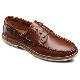 Eastport - Handsewn Slip-on Men's Casual Boat Shoes by Allen Edmonds. Made  in the Dominican Republic.