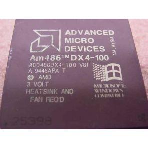 ... AMD AMD 486 DX4-100 Processor (A80486DX4-100V8T)