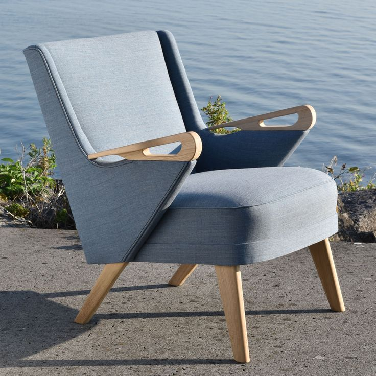 U3 Easy Chair (Danish Retro) at www.joink.nl