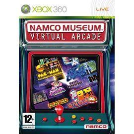 Namco Museum - Virtual Arcade