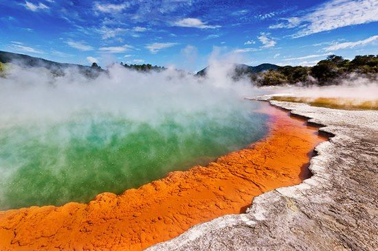 Waiotapu Thermal Reserve - Rotorua - New Zealand