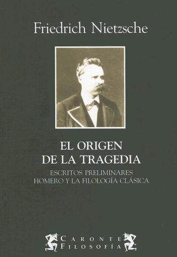 EL ORIGEN DE LA TRAGEDIA de Friedrich Nietzche - Gandhi (http://www.gandhi.com.mx/index.cfm/id/Producto/dept/libros/pid/886328) - FCE (http://www.fondodeculturaeconomica.com/Librerias/Detalle.aspx?ctit=9789700767543) - El Sótano (http://www.elsotano.com/libro-origen-de-la-tragedia-el-10261581) - El Péndulo (http://pendulo.com/libreria/9788467025408/origen-de-la-tragedia/nietzche-friedrich/)