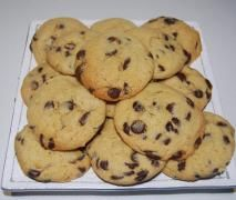Tracy's Cadbury Chocolate Chip Cookies