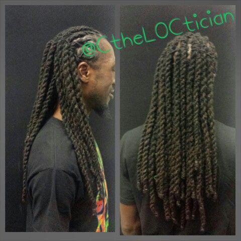 locs men with loc styles