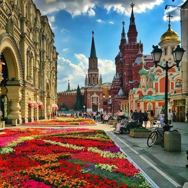 Россия, Москва, Красная площадь Russia, Moscow, Red Square