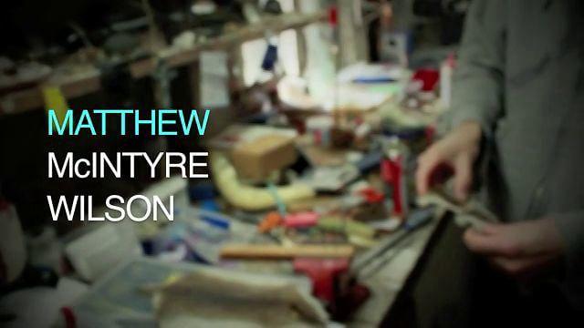 Matthew McIntyre-Wilson, Jeweller and Weaver
