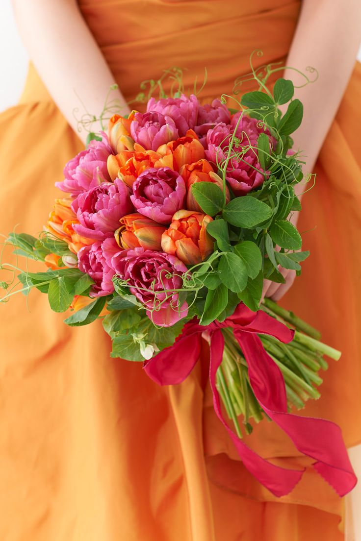 #wedding #bouquet #flower #pink #green #orange #sweet #Malta #NOVARESE #ウエディング #ブーケ #フラワー #ピンク #グリーン #オレンジ #スウィート #マルタ #ノバレーゼ