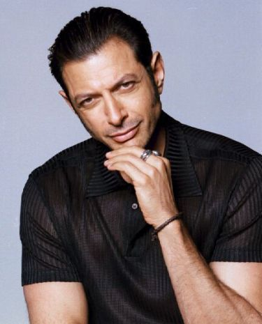 Jeff Goldblum.. had an embarrasing crush on him in Jurassic Park and Independence Day...