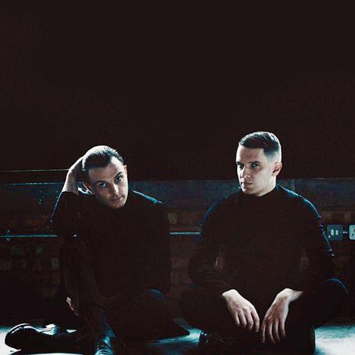 HURTS - Theo and Adam :)
