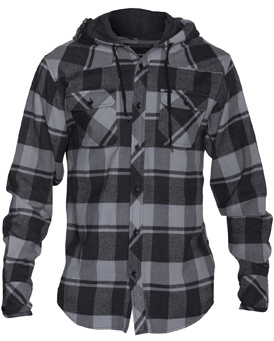 Nor Cal: Roller Mens Flannel Shirt - $69.50