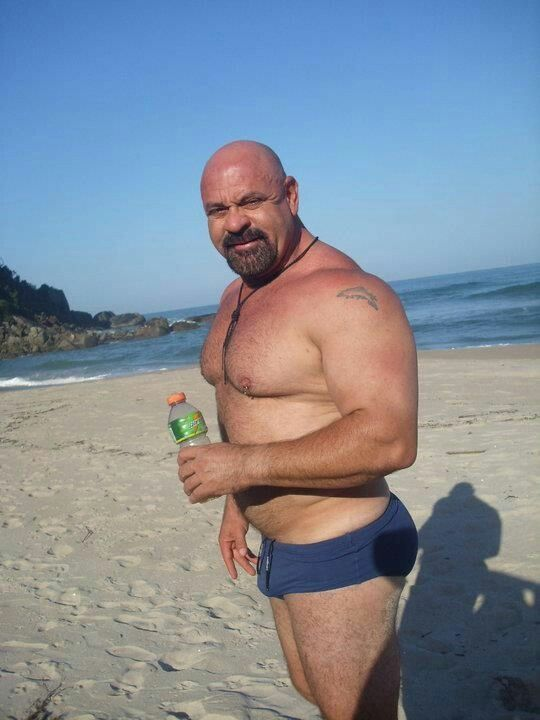 from Terrence big gay daddy bear men