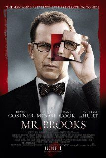 Mr. Brooks ... Everybody has a little Marshall in them ...