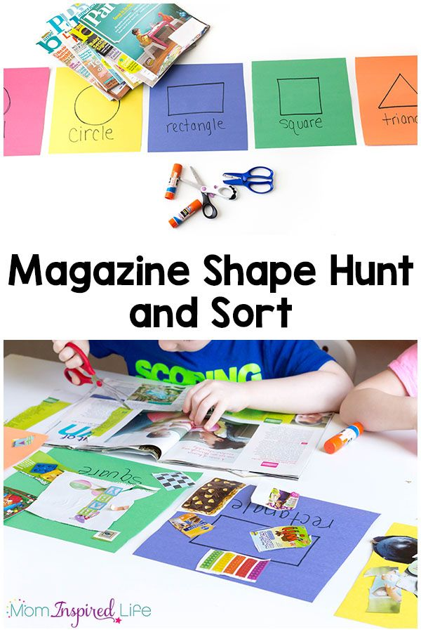Fun worksheets and cut and paste activities for preschoolers to learn critical  thinking skills  Pinterest