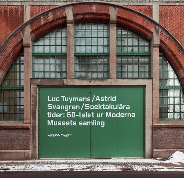 Moderna Museet Malmö — Stockholm Design Lab