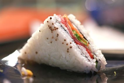 Il sushi semplice con la ricetta da fare a casa