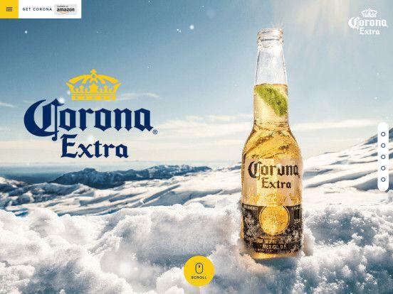Corona Extra – コロナ・エキストラ / コロナビール公式サイト