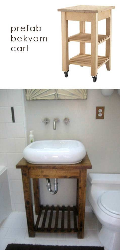 401 best images about ikea posibilidades on pinterest for Bathroom decor hacks