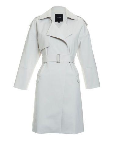 Jacqueline TrenchSABA Online Clothing