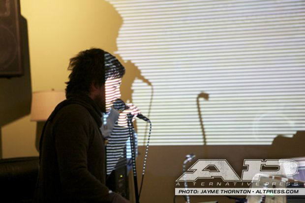 MEGA-DEATH: Frank Iero and James Dewees conjure Death Spells - Alternative Press
