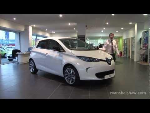 Renault #Zoe Review. #ZE #Renault #Electric #Car