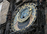 Prague Astronomical Clock...can't describe it..you just have to see it for yourself!