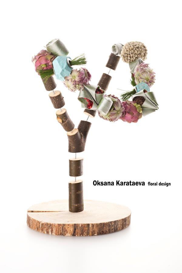 Artist Oksana Karataeva
