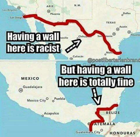 """Protect our Country!.....""""TRUMP"""" RIGHT AGAIN.......IT'S A DOUBLE STANDARD WITH THE MEXICANS.....WHO ARE THEY KIDDING?...NOT ME.....SUCH BULLSHIT THEY PREACH"""
