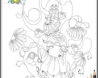 Adult Coloring Pages Turtle