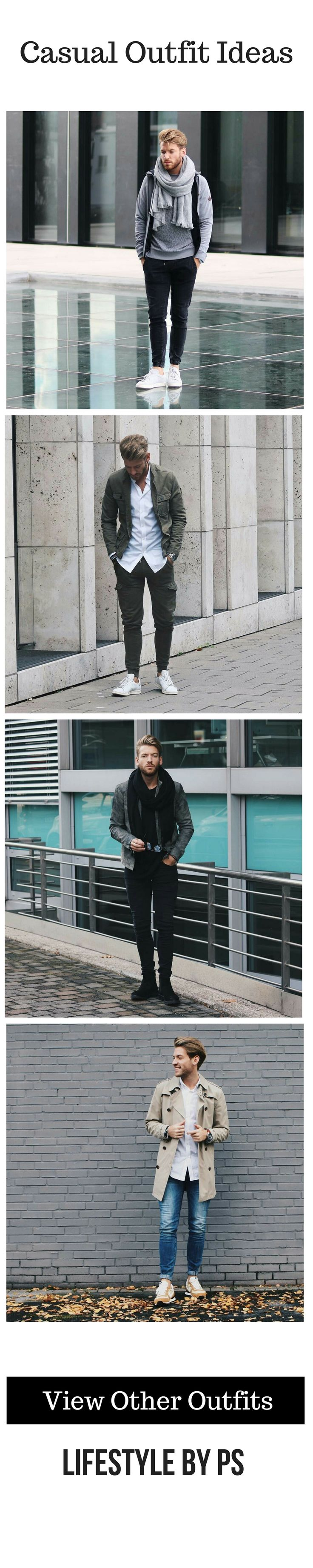 casual outfit ideas for men.. #mens #fashion