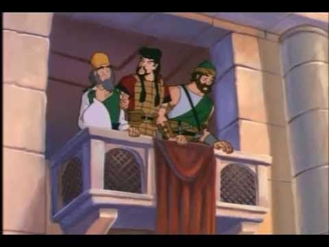 Соломон (мультфильм для детей Ветхий Завет)