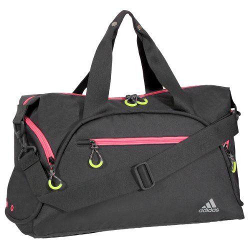 adidas Women's Fearless Club Duffel Bag #WomenGymBags