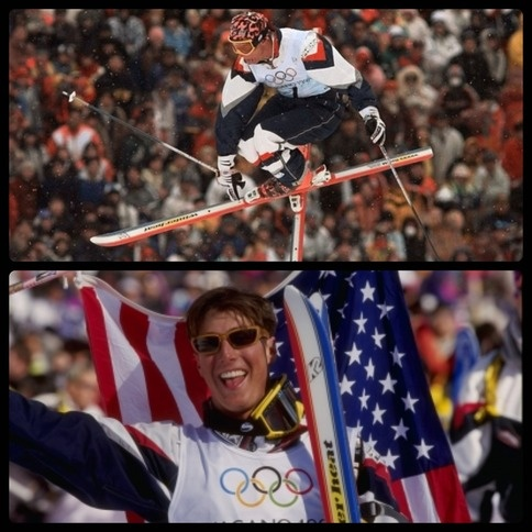 August 27,1975 - Jonathan William Moseley, better known as Jonny Moseley, is the first Puerto Rican to become a member of the U.S. Ski Team.American Jonny Moseley won the gold medal in the moguls skiing event at the 1998 Winter Olympics held in Nagano, Japan. Later that year, Moseley secured the 1998 World Cup mogul title. He has since competed and won at the X-Games.    keepinitrealsports.tumblr.com