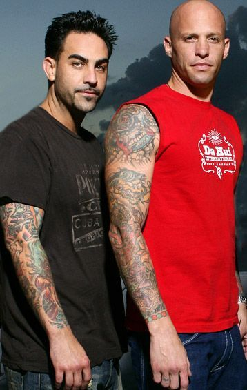 Chris Nuñez et Ami James