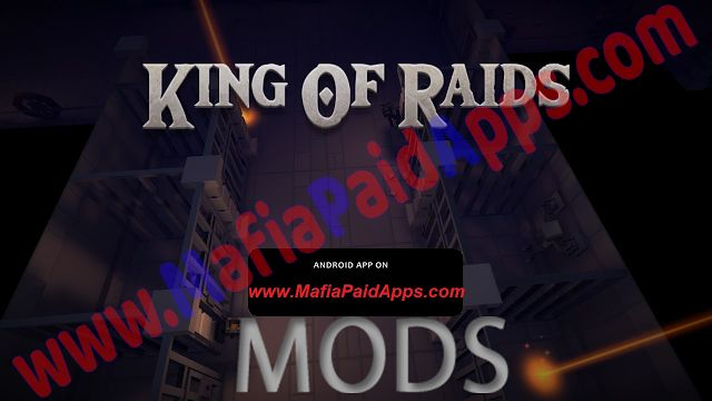 King of Raids Magic Dungeons 2.0.33 Mod (free Gem shopping) Apk for android   King of Raids: Magic Dungeons is a Action Game for android  download last version of King of Raids Magic Dungeons Mod (free Gem shopping) Apk for android from MafiaPaidAppswith direct link  STORYLINE:  Darkness is everywhere and you are the only hope of the town to bring back justice fight against brutal enemies and slay monsters. So do you think youve got what it takes to hack and slash your way through the…