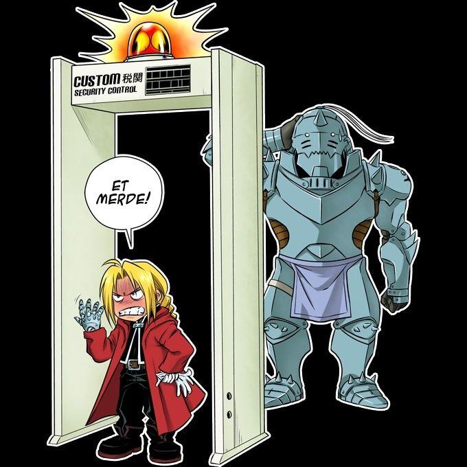 Détecteur de métaux !