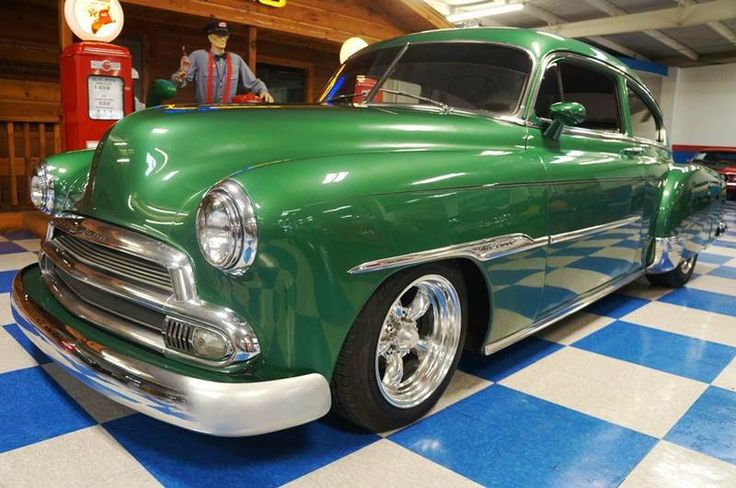 1951 Chevrolet Fleetline For Sale | All Collector Cars