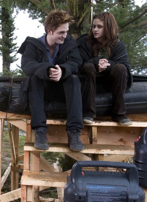 Twilight filming