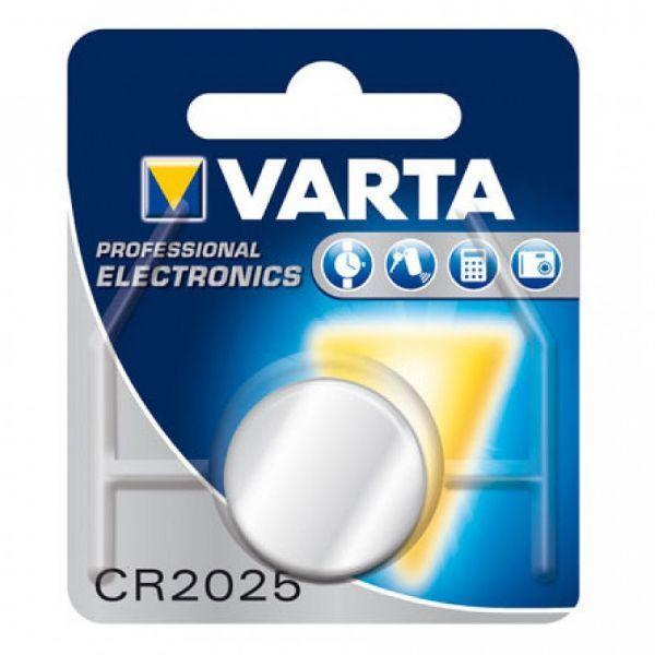 BATTERIA VARTA CR 2025