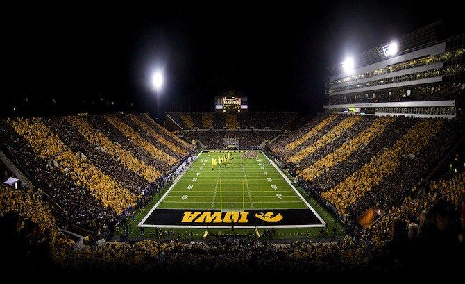 2016 Iowa Hawkeyes Football Schedule